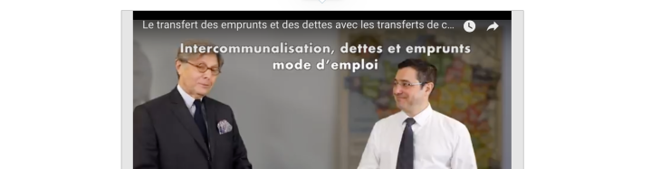 Intercommunalisation dettes et emprunts mode d emploi - Cabinet recrutement fonction publique territoriale ...